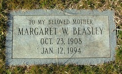 Margaret W. Beasley