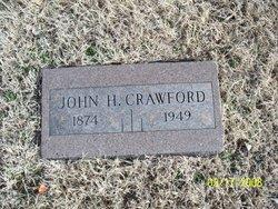 John H Crawford