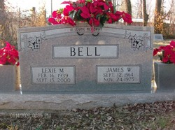 Lexie M. <I>Foster</I> Bell