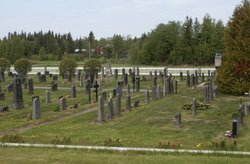 Björkö Cemetery