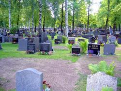 Vaasa Old Cemetery