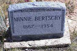 Minnie E. <I>Chase</I> Bertschy