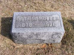 Otta M. Mullen