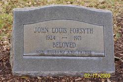 John Louis Forsyth