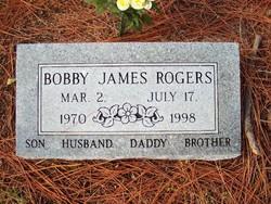Bobby James Rogers