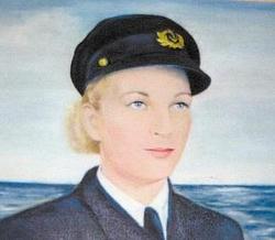 "Capt Myrtle Greta ""Molly"" <I>Kool</I> Carney"