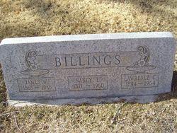 Nancy E. <I>Ross</I> Billings