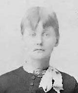 Agnes Emily <I>Parker</I> Mercer