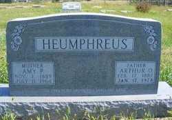 Amy Pearl <I>Mercer</I> Heumphreus