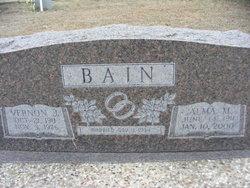 Alma M <I>Mitchell</I> Bain
