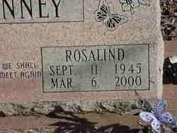 Rosalind Nanney