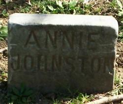 Annie INFANT Johnston