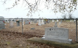 Fulton Bridge Cemetery