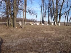 Stanfield Pioneer Cemetery