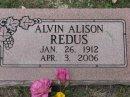 Alvin Allison Redus