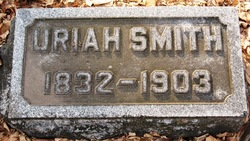 Uriah Smith (1832-1903) - Find A Grave Memorial