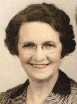 Louise Dorothy <I>Newman</I> Mathews