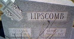 George Rodney Lipscomb