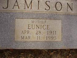 Eunice Gladys <I>Painter</I> Jamison