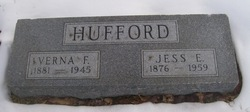Verna Florence <I>Johnson</I> Hufford