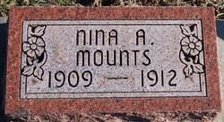 Nina Adell Mounts