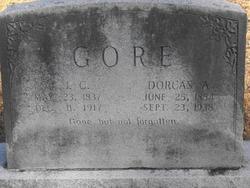 Dorcas Ann <I>Gore</I> Gore