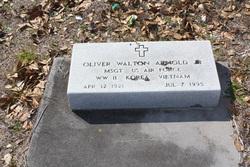 Oliver Walton Arnold, Jr.