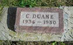 Clarence Duane Mercer