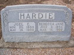 Joel C. Hardie