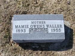 Mamie <I>Owens</I> Waller