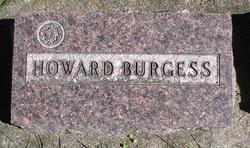 Howard Burgess