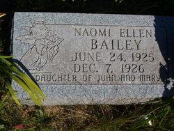 Naomi Ellen Bailey