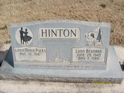 Lynn Bernard Hinton