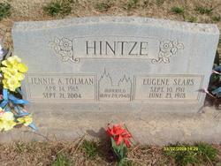 Eugene Sears Hintze