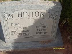 Alan Clayton Hinton