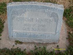 Dwight Garland Hinton