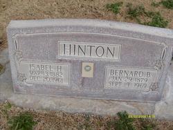 Isabel <I>Hilton</I> Hinton