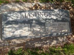 James Jepson Hastings