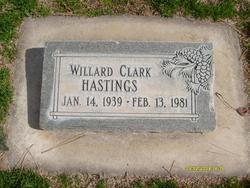 Willard Clark Hastings