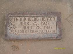 Frank Webb Heaton