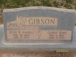 Jessie Helen <I>Jennings</I> Gibson