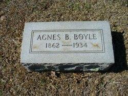 Agnes Beatrice <I>Sizemore</I> Boyle