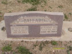 DeNor Ballard