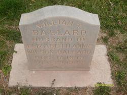 William Thadeus Ballard