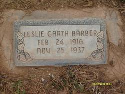 Leslie Garth Barber
