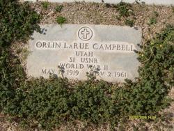 Orlin LaRue Campbell