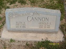 Arnold Ensign Cannon