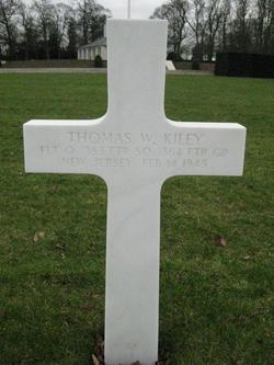 FltO Thomas W Kiley