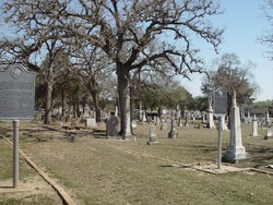 Old La Grange City Cemetery