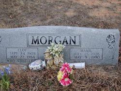 Mamie Oeita <I>Cartwright</I> Morgan